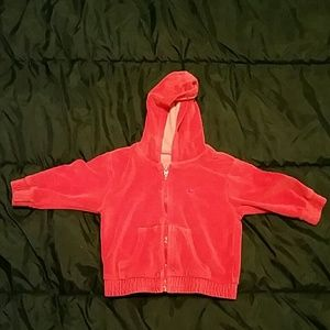 Toddler red Nike jacket size 18m